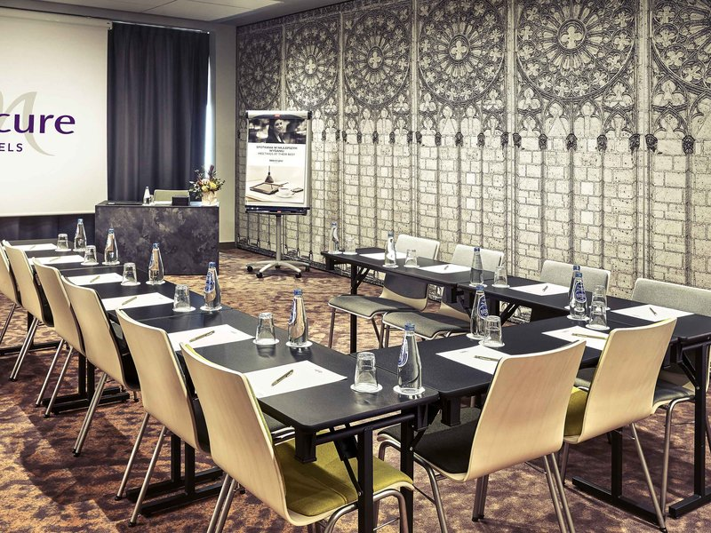Hotel Mercure Wroclaw Centrum-Meeting Room<br/>Image from Leonardo