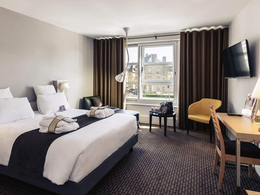 Mercure Thionville Centre-Guest Room<br/>Image from Leonardo