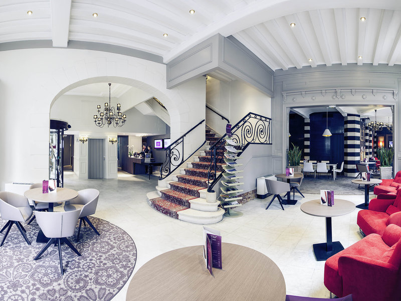 Mercure Lille Centre Grand Palace-Interior<br/>Image from Leonardo