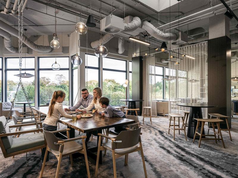 Novotel Gdansk Marina-Restaurant<br/>Image from Leonardo