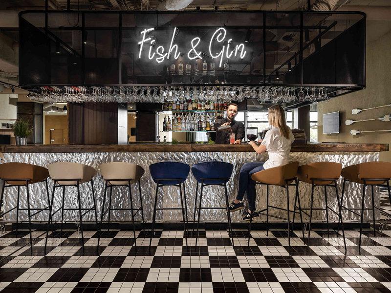 Novotel Gdansk Marina-Bar/Lounge<br/>Image from Leonardo