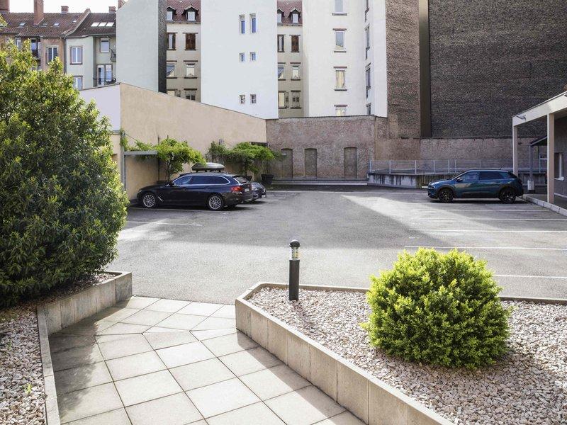 Aparthotel Adagio access Strasbourg Petite France-Recreational Facilities<br/>Image from Leonardo