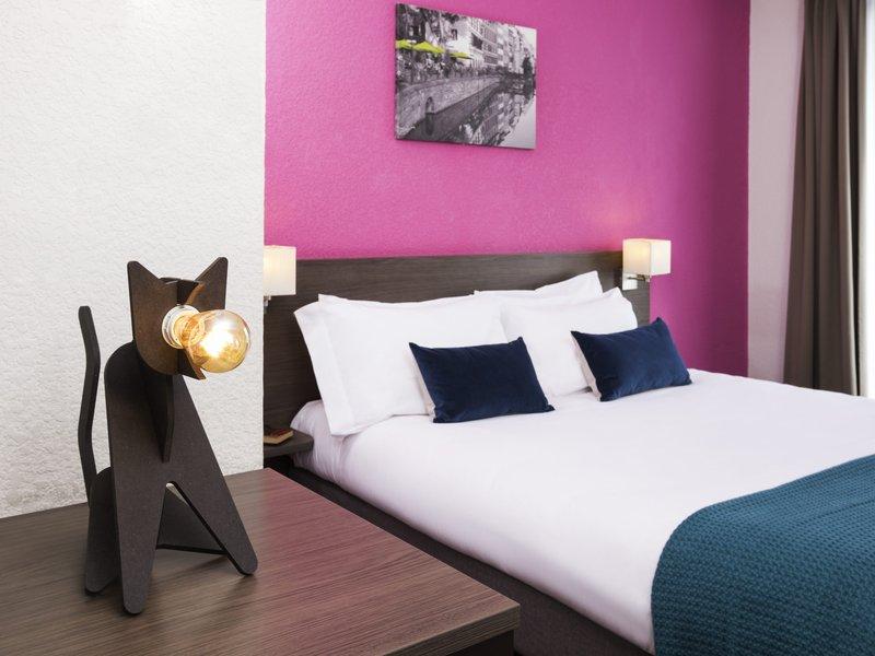 Aparthotel Adagio access Strasbourg Petite France-Guest Room<br/>Image from Leonardo