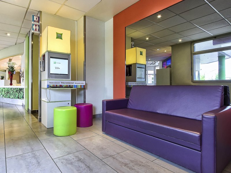 Hotel Ibis Styles Paris Roissy Cdg-Recreational Facilities<br/>Image from Leonardo