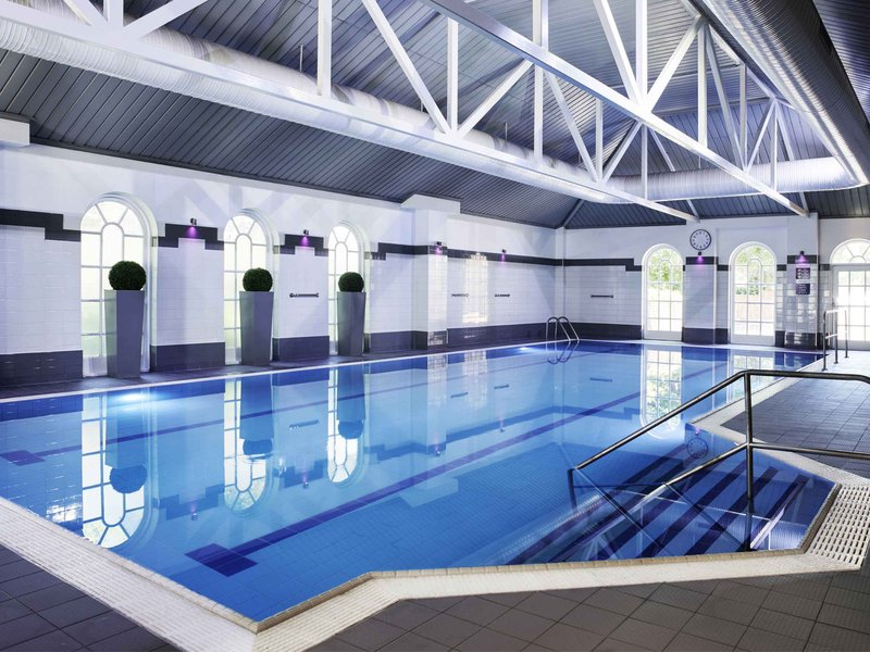 Mercure Exeter Southgate-Recreational Facilities<br/>Image from Leonardo