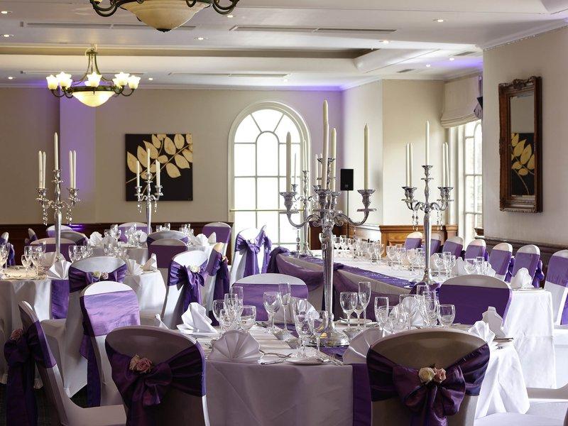 Mercure Exeter Southgate-Wedding<br/>Image from Leonardo