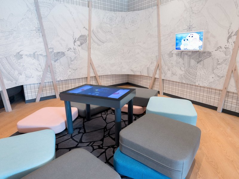 Novotel Marne La Vallee Collegien-Recreational Facilities<br/>Image from Leonardo