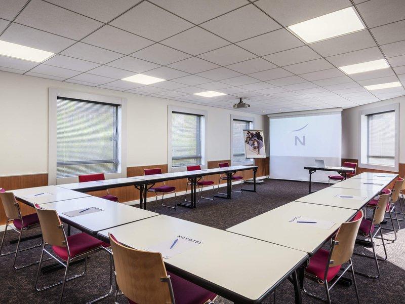 Novotel Marne La Vallee Collegien-Meeting Room<br/>Image from Leonardo