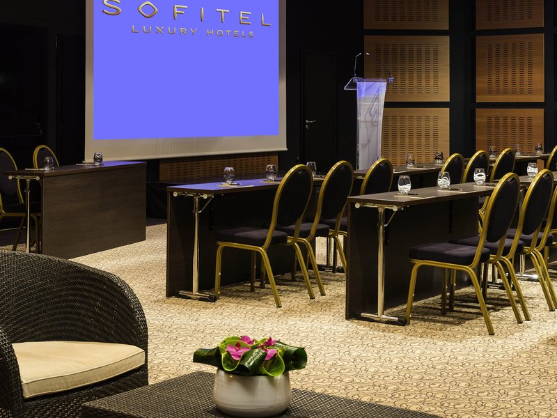 Sofitel Biarritz Thalassa-Meeting Room<br/>Image from Leonardo