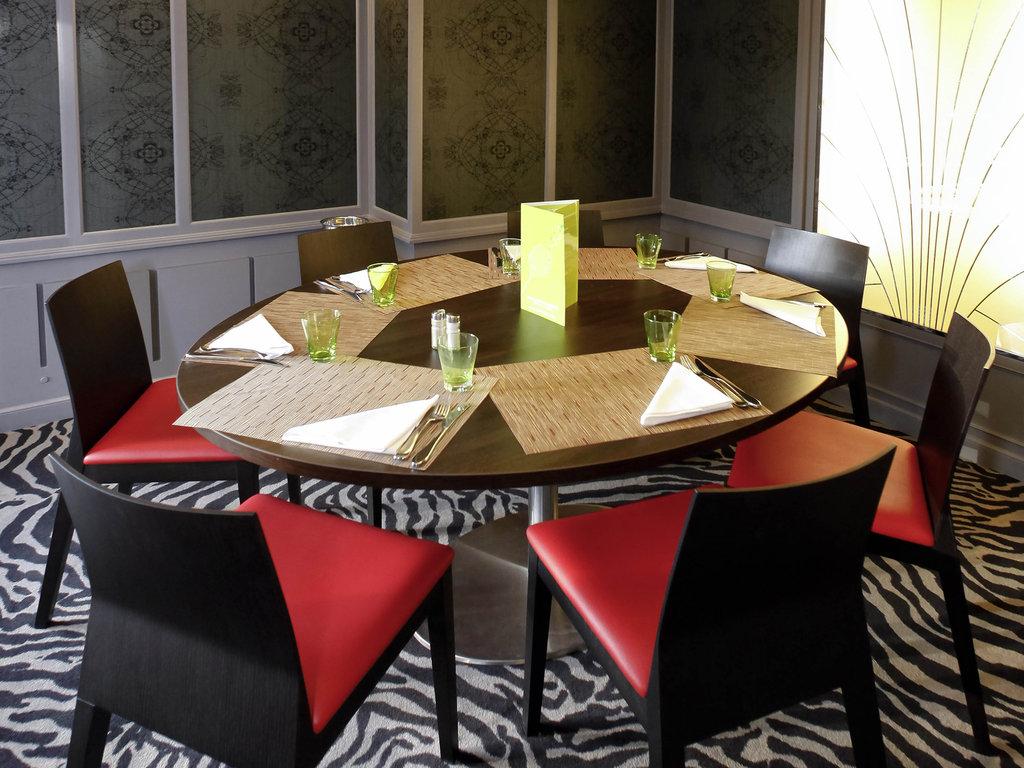 Mercure Grenoble Centre President hotel-Restaurant<br/>Image from Leonardo