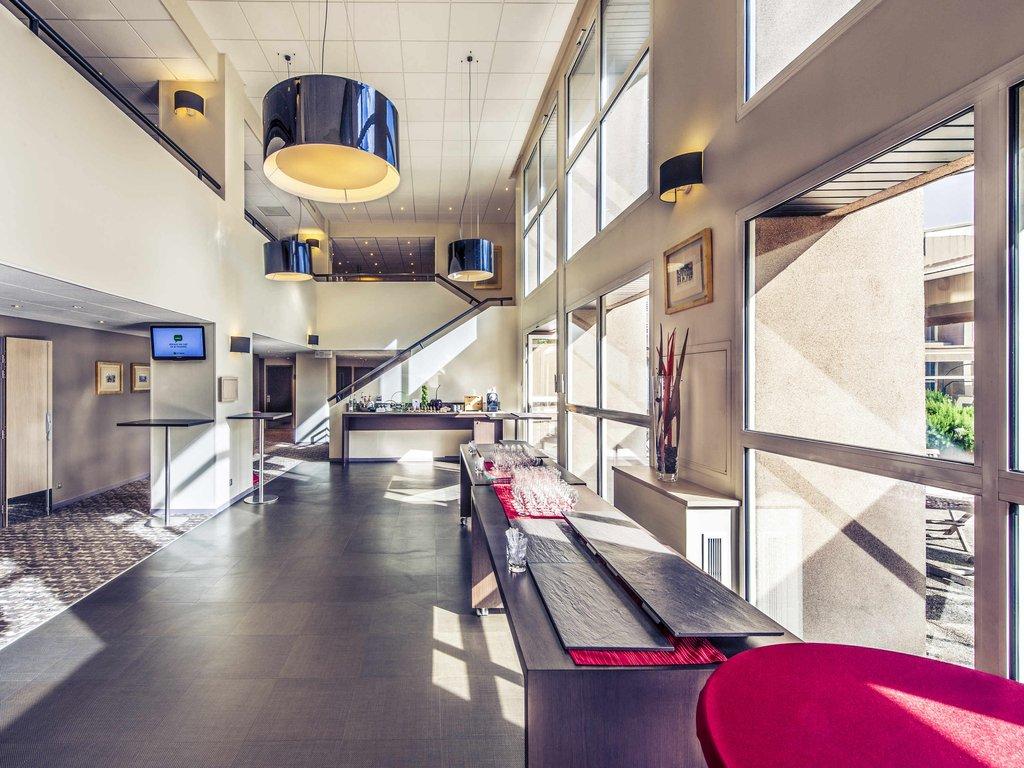 Mercure Grenoble Centre President hotel-Interior<br/>Image from Leonardo