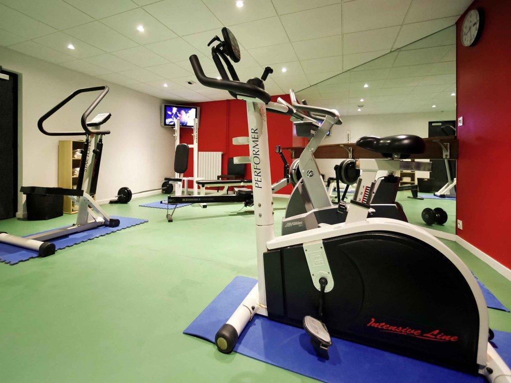 Mercure Grenoble Centre President hotel-Recreational Facilities<br/>Image from Leonardo
