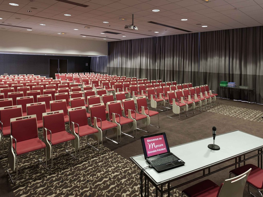 Mercure Grenoble Centre President hotel-Meeting Room<br/>Image from Leonardo
