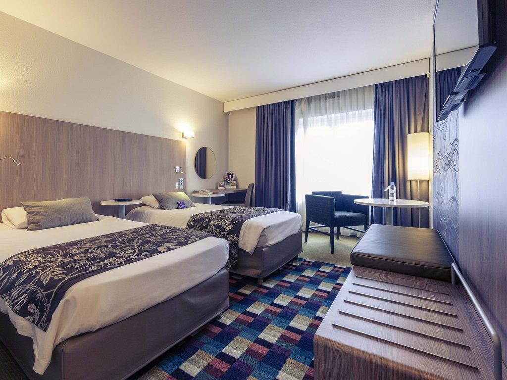 Mercure Grenoble Centre President hotel-Guest Room<br/>Image from Leonardo