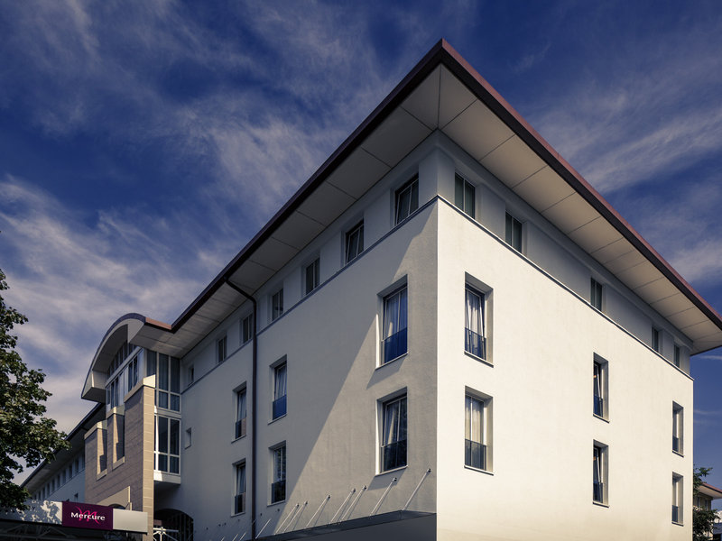 Mercure Salzburg City-Exterior<br/>Image from Leonardo