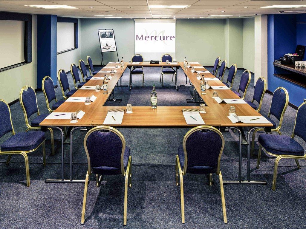 Mercure Swansea Hotel-Meeting Room<br/>Image from Leonardo