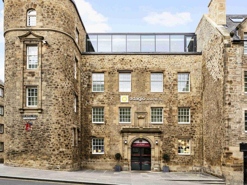 Adagio Edinburgh Royal Mile-Exterior<br/>Image from Leonardo