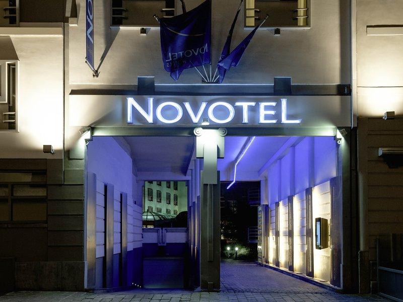 Novotel Ghent Centrum-Exterior<br/>Image from Leonardo
