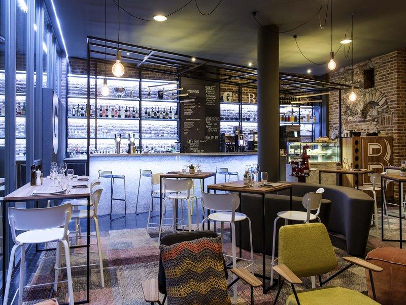 Novotel Ghent Centrum-Restaurant<br/>Image from Leonardo