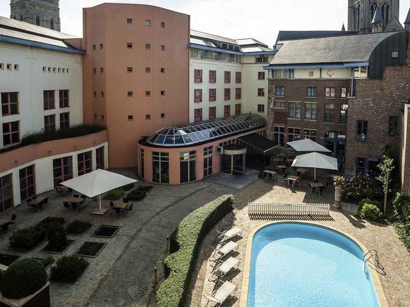 Novotel Ghent Centrum-Recreational Facilities<br/>Image from Leonardo
