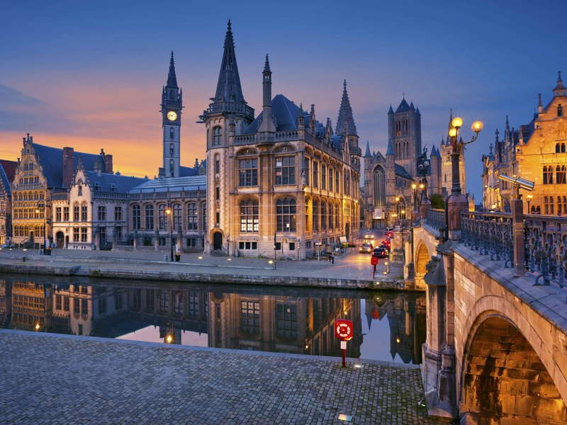 Novotel Ghent Centrum-Other<br/>Image from Leonardo