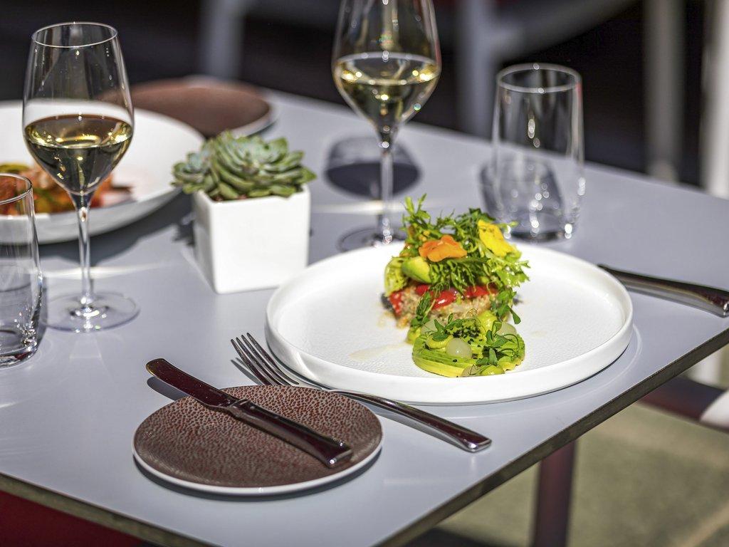 Sofitel Frankfurt Opera-Restaurant<br/>Image from Leonardo