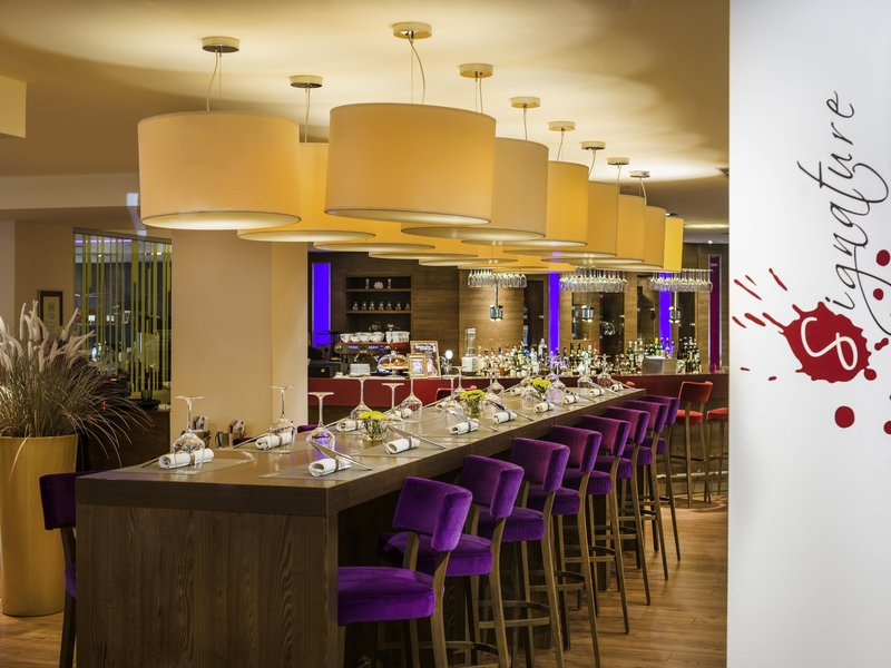 Mercure Bratislava Centrum Hotel-Bar/Lounge<br/>Image from Leonardo