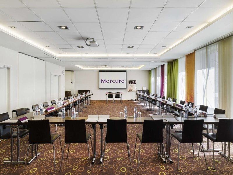 Mercure Bratislava Centrum Hotel-Meeting Room<br/>Image from Leonardo