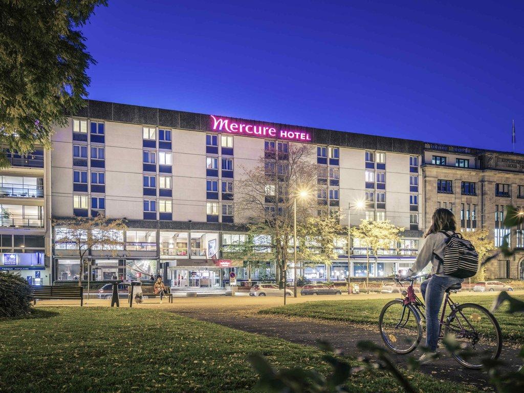 Mercure Mulhouse Centre Hotel-Exterior<br/>Image from Leonardo