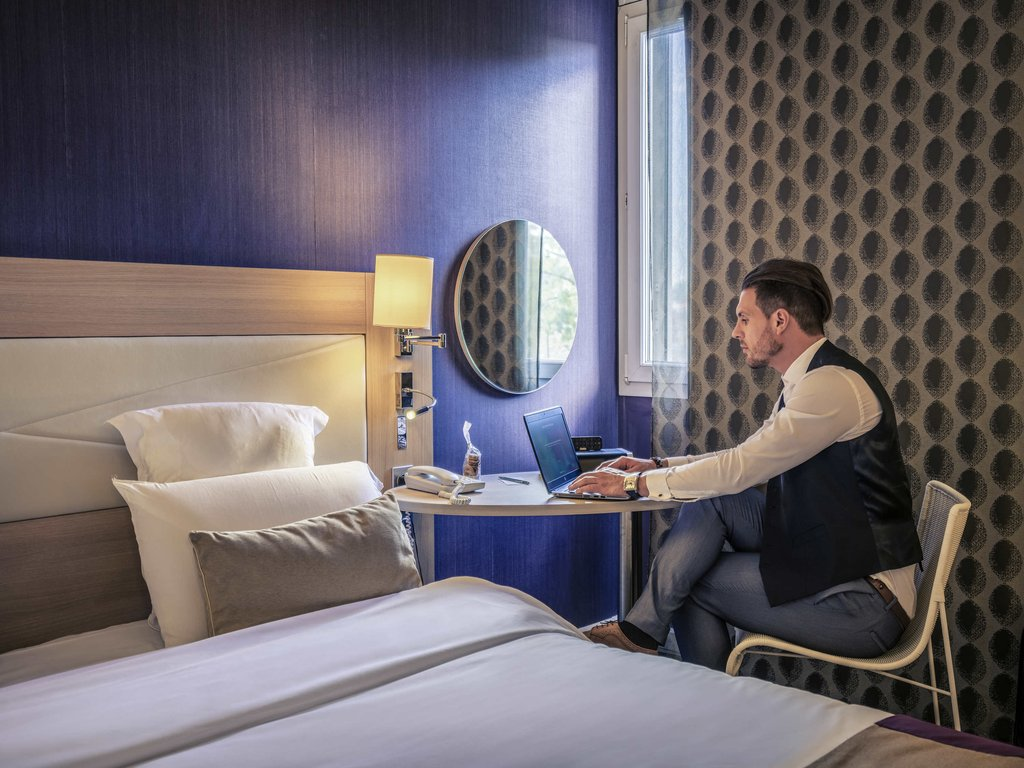 Mercure Mulhouse Centre Hotel-Guest Room<br/>Image from Leonardo
