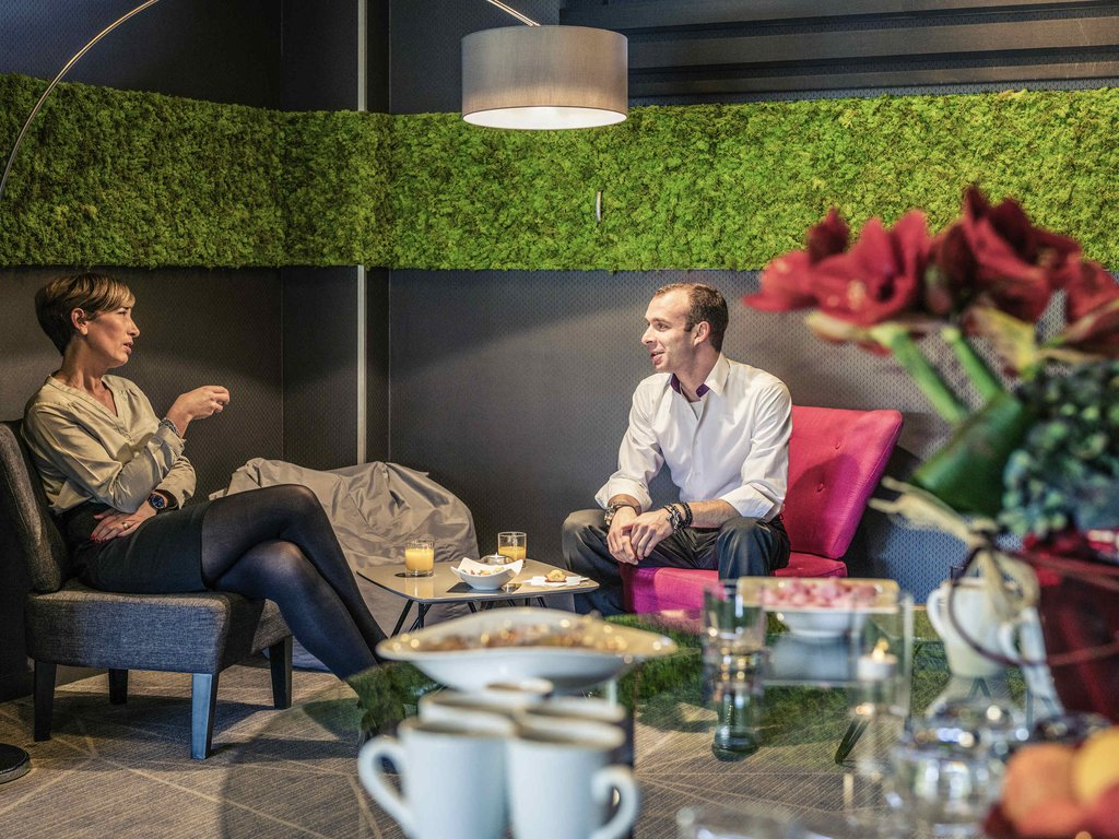 Mercure Mulhouse Centre Hotel-Meeting Room<br/>Image from Leonardo