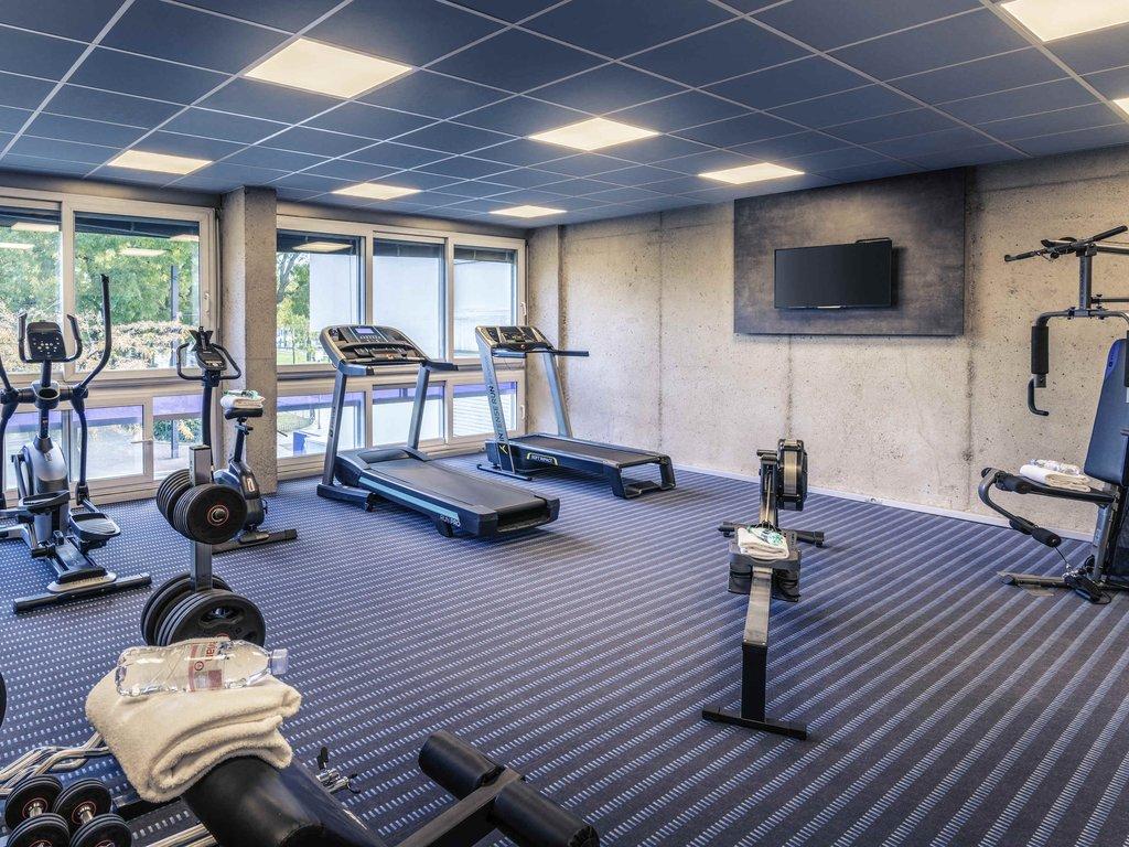 Mercure Mulhouse Centre Hotel-Recreational Facilities<br/>Image from Leonardo