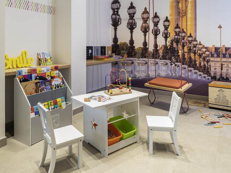 Aparthotel Adagio Paris Centre Eiffel Tower-Recreational Facilities<br/>Image from Leonardo