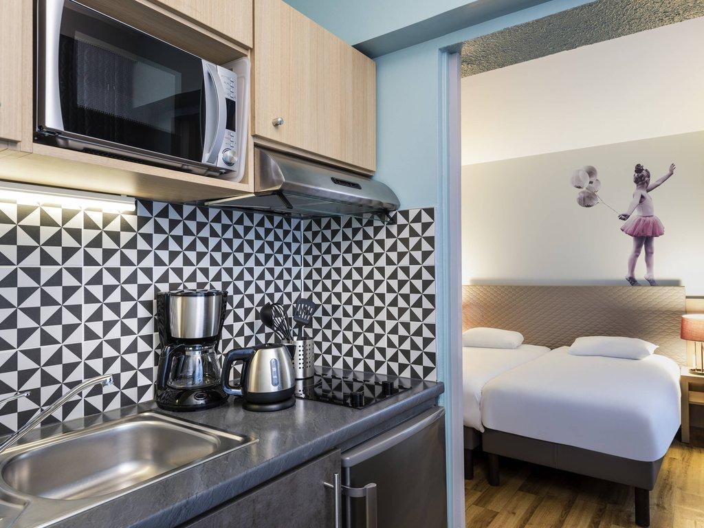 Adagio Paris Montmartre-Guest Room<br/>Image from Leonardo