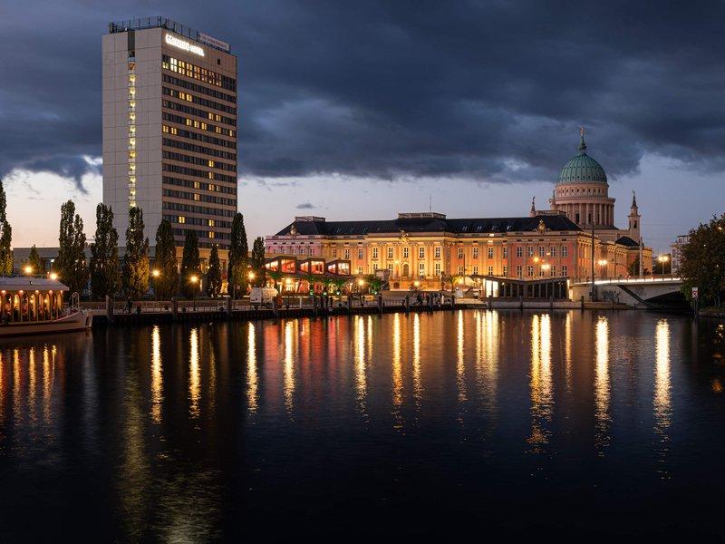 Mercure Hotel Potsdam City-Exterior<br/>Image from Leonardo