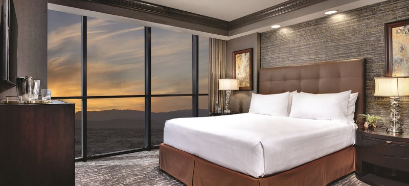 Luxor Resort and Casino - Tower One Bedroom <br/>Image from Leonardo