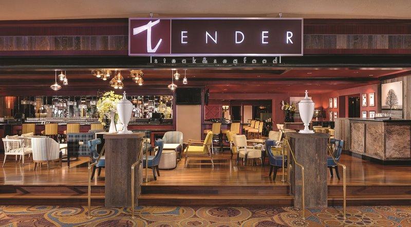 Luxor Resort and Casino-Tender Steakhouse<br/>Image from Leonardo