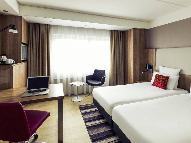 Mercure Hotel Nijmegen Centre-Exterior<br/>Image from Leonardo