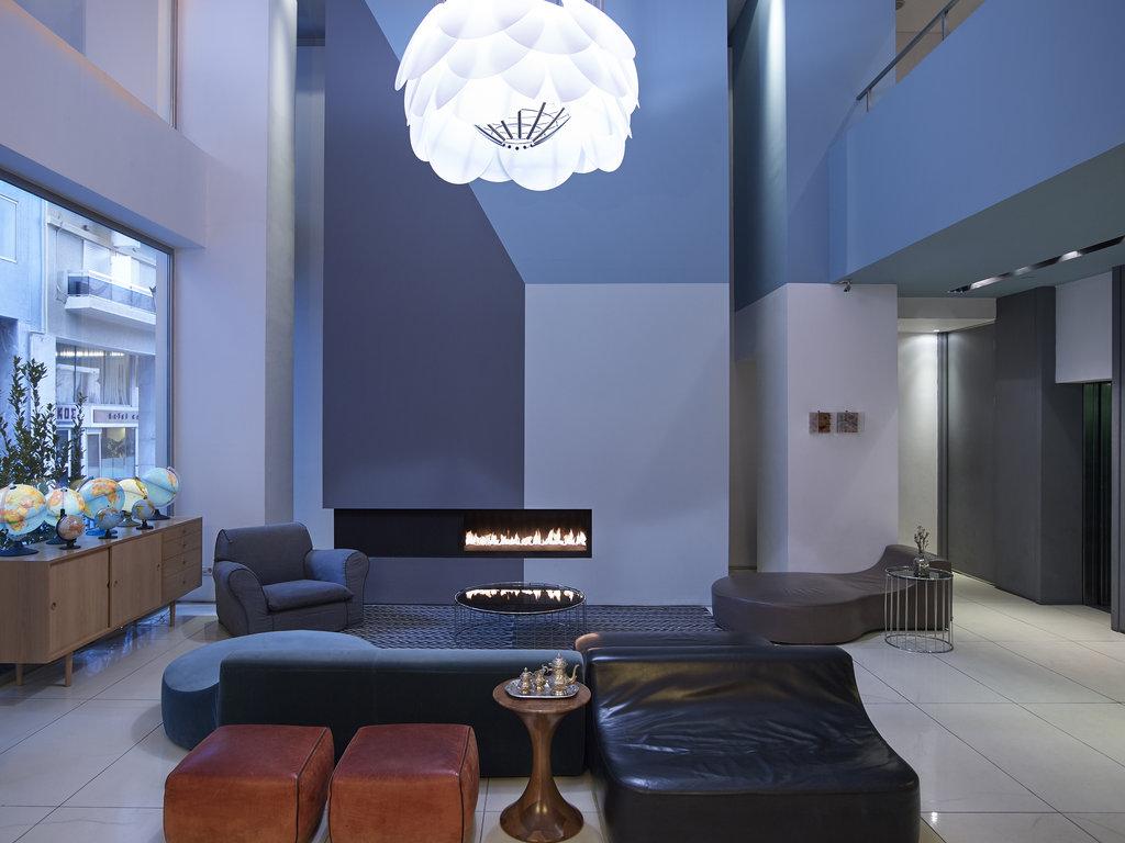 Fresh Hotel - Lobby View <br/>Image from Leonardo