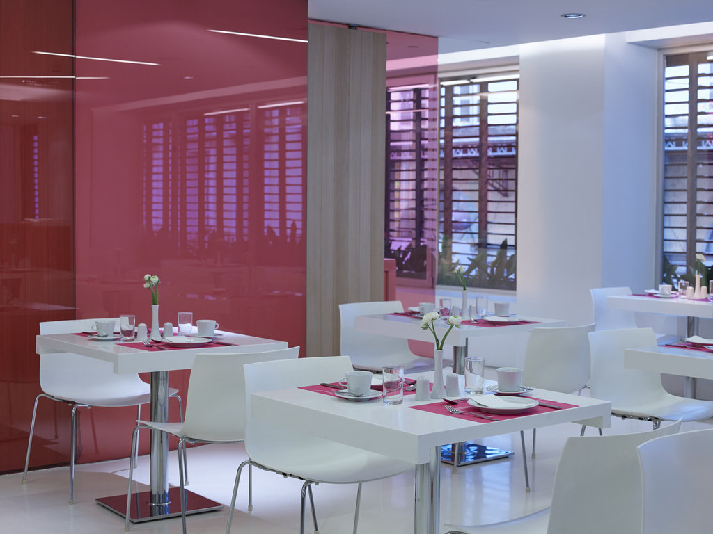 Fresh Hotel - Restaurant <br/>Image from Leonardo