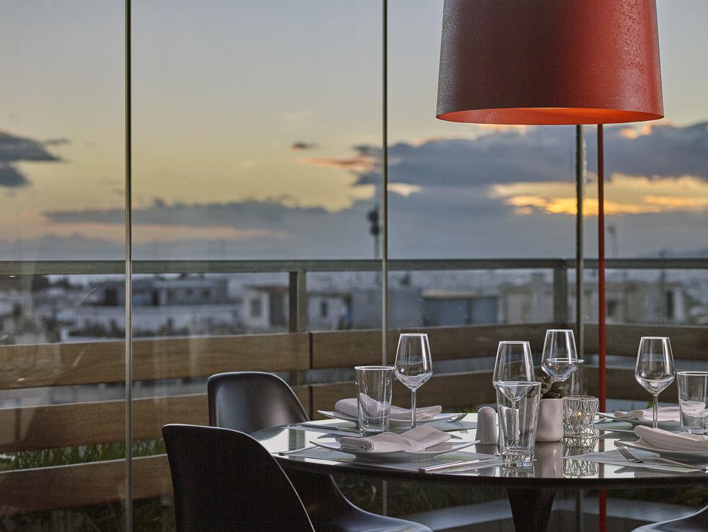 Fresh Hotel - Rooftop Restaurant <br/>Image from Leonardo