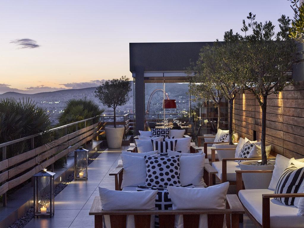 Fresh Hotel - Rooftop Terrace <br/>Image from Leonardo