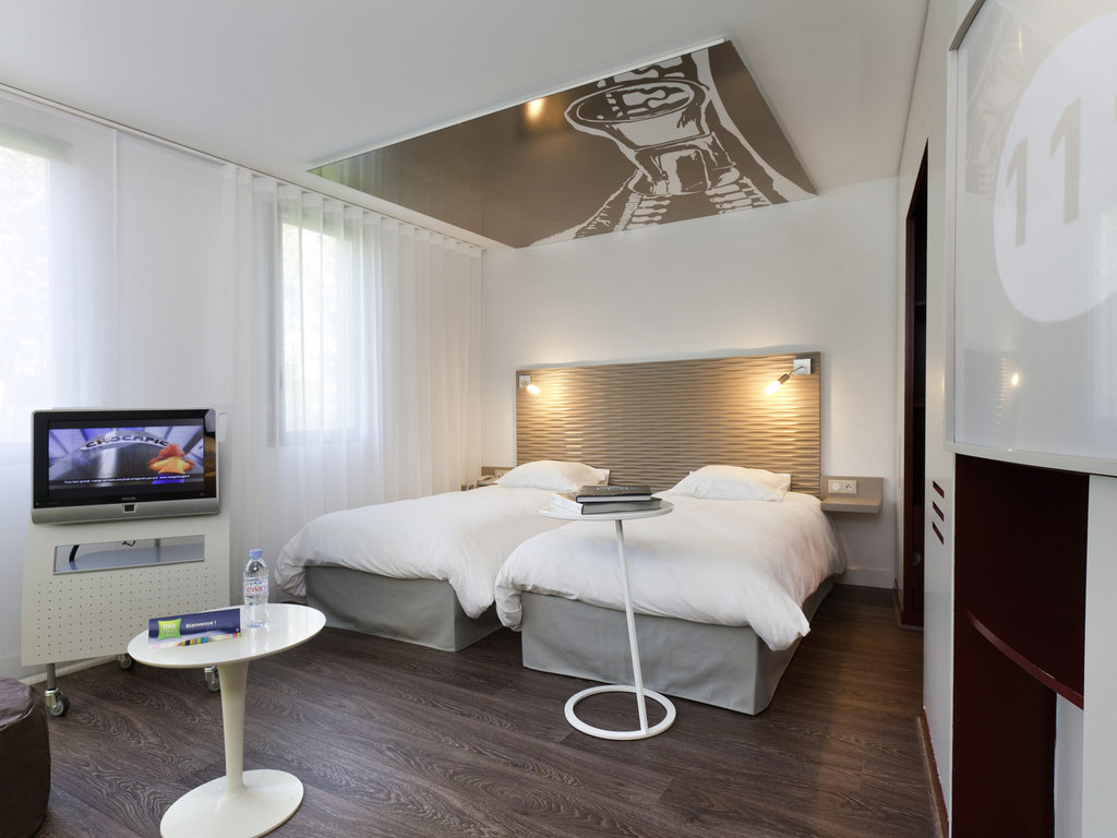 Novotel Lille Aeroport-Guest Room<br/>Image from Leonardo