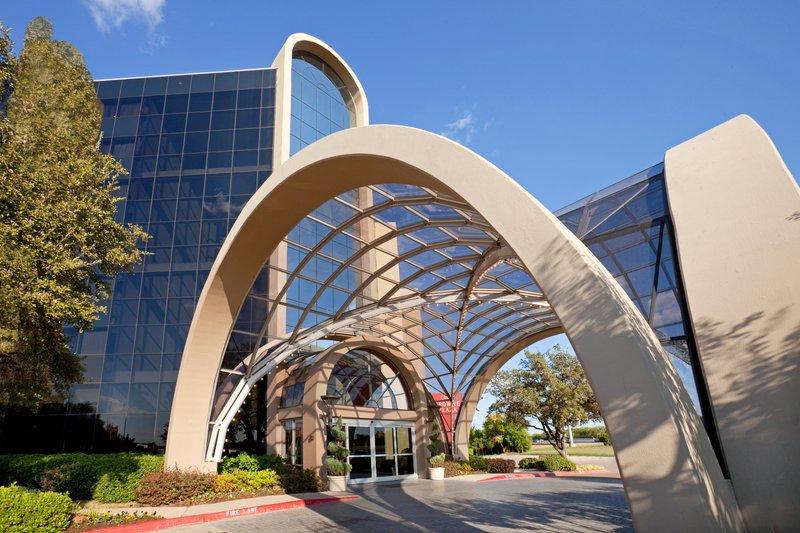 Crowne Plaza Suites Arlington - Ballpark - Stadium-Hotel Exterior<br/>Image from Leonardo