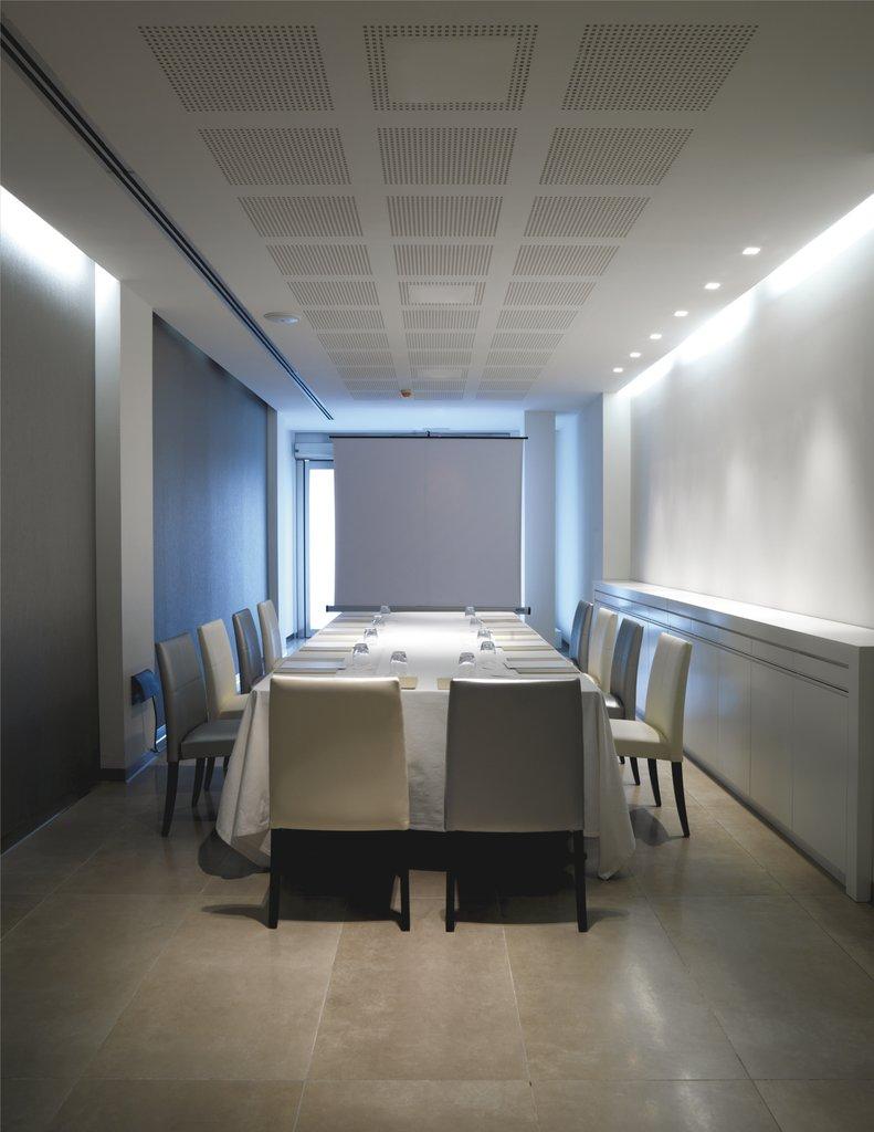 Hospes Palau De La Mar - Calado Meeting Room <br/>Image from Leonardo