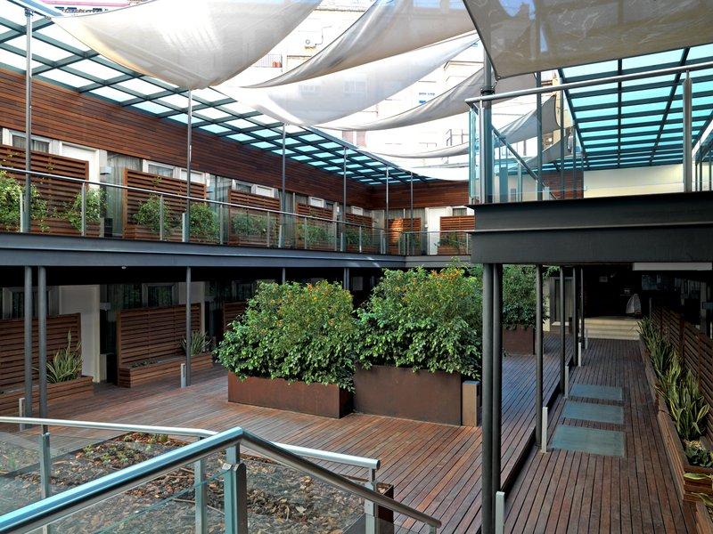 Hospes Palau De La Mar-Garden<br/>Image from Leonardo
