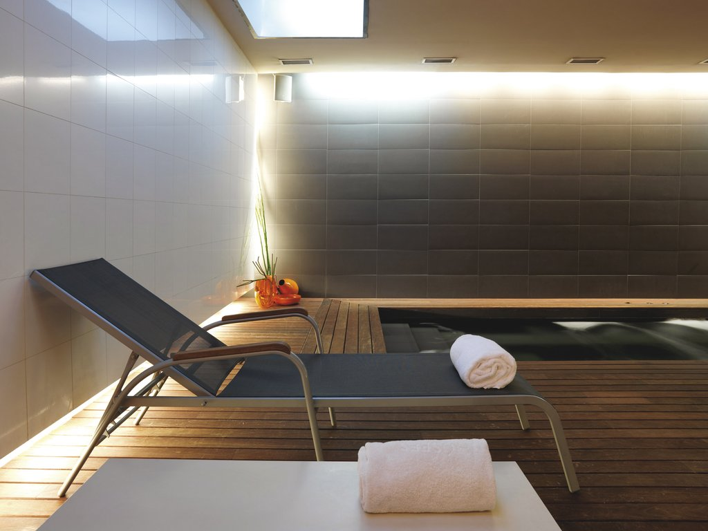 Hospes Palau De La Mar - Spa Relaxing Area <br/>Image from Leonardo