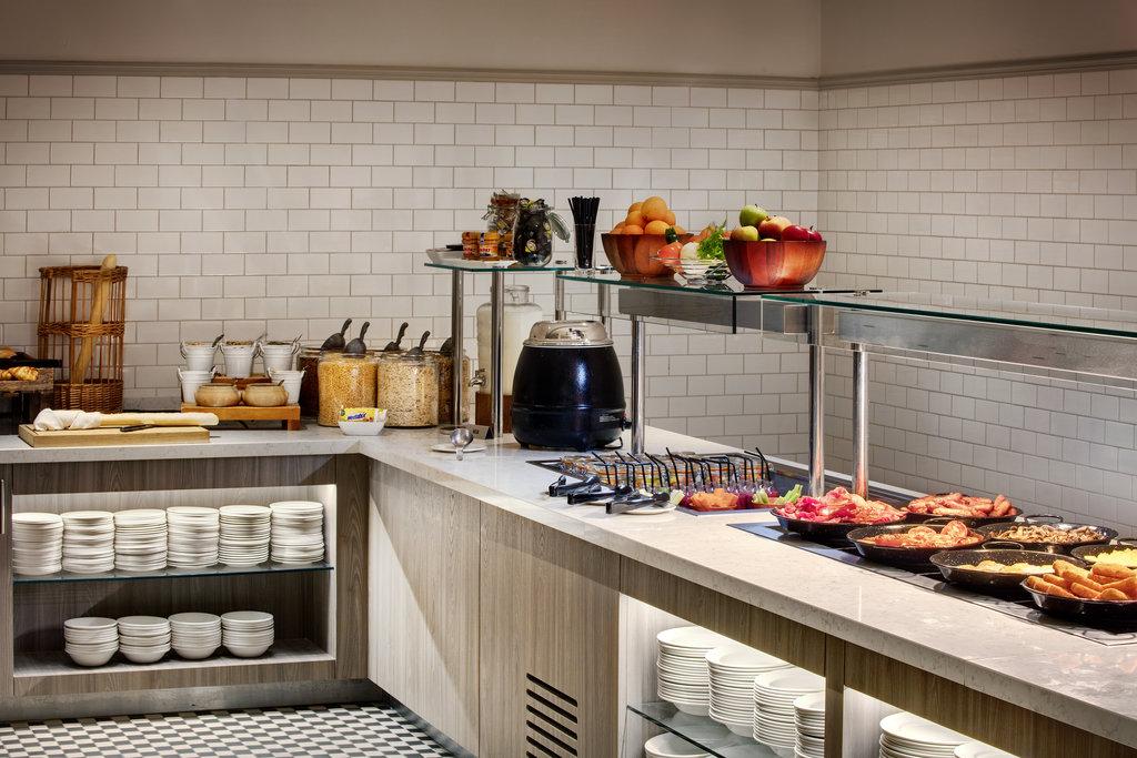 Jurys Inn Cardiff-Breakfast Buffet<br/>Image from Leonardo