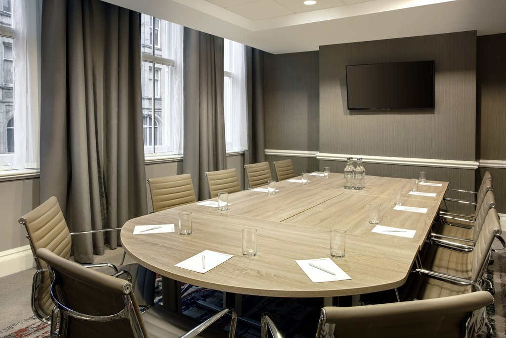 Jurys Inn Cardiff-Caerphilly Suite Boardroom<br/>Image from Leonardo