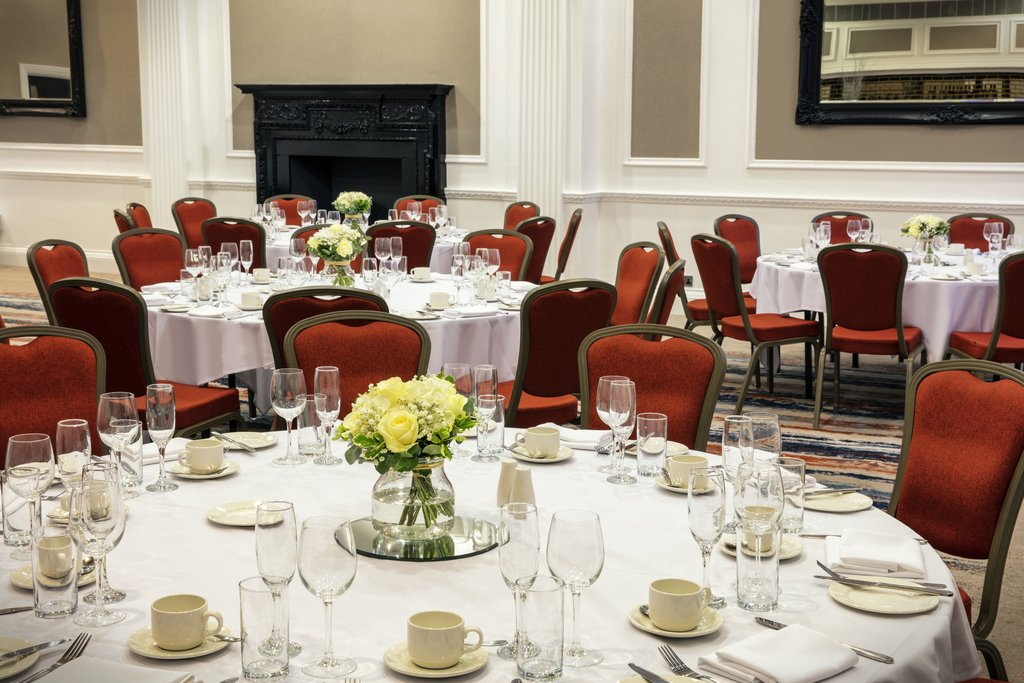 Jurys Inn Cardiff-Duchess Suite Banqueting<br/>Image from Leonardo